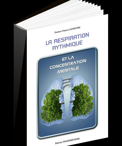 Respiration rythmique et concentration mentale