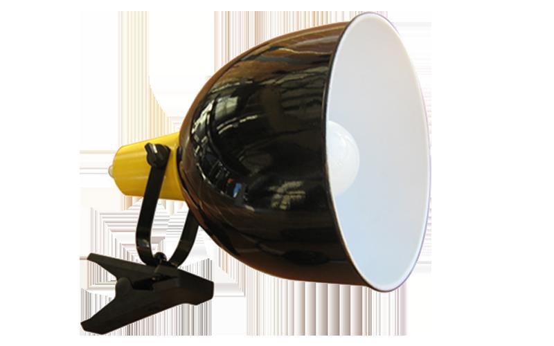 Lampe phosphénique